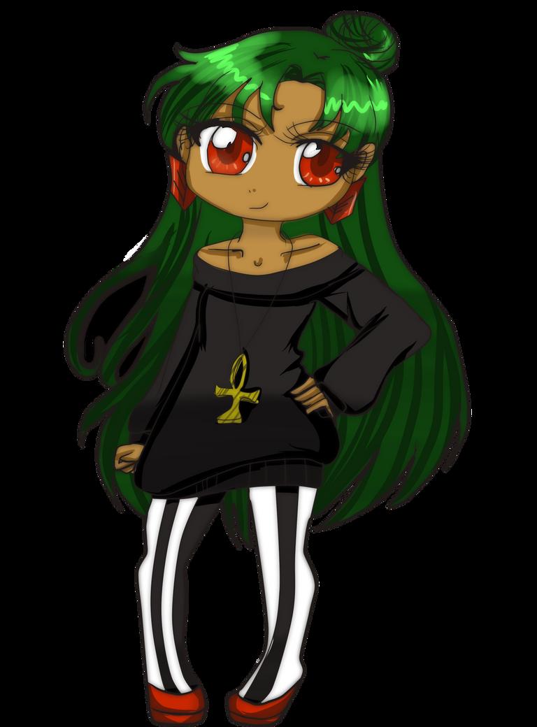 Chibi pluto by Danielle-chan