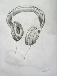 Headphones  by pkubicek
