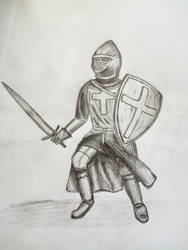 Knight by pkubicek