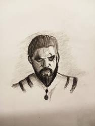 Khal Drogo by pkubicek