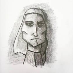 Grey eminence by pkubicek