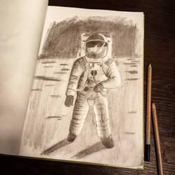 Moonwalk by pkubicek