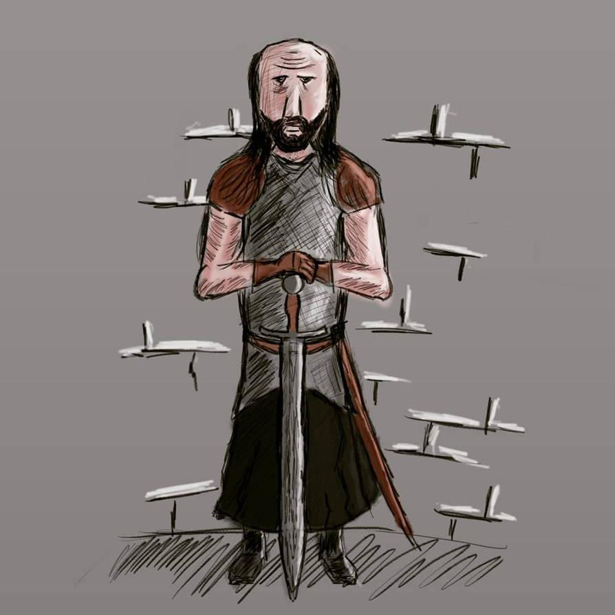 Hedge knight by pkubicek
