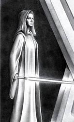 Leia Solo, Jedi Knight by FalconFan