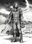Garyn Fett, Mandalorian Jedi