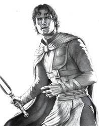 Jedi Master Kyp Durron by FalconFan