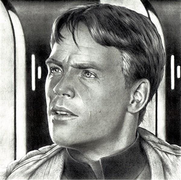 Luke Skywalker, LOTF by FalconFan