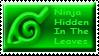 Leaf Stamp by Sparkyard