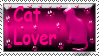 Cat Lover Stamps by ticenette