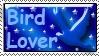 Bird Lover by Sparkyard