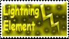 Lightning Stamp by Sparkyard