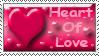 Heart Stamp by Sparkyard