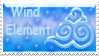 Wind Stamp by Sparkyard
