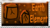 Earth Stamp by Sparkyard