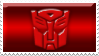Autobot Stamp by Sparkyard