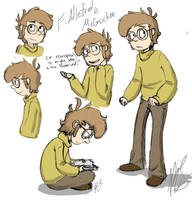 Young McGucket by Suribei