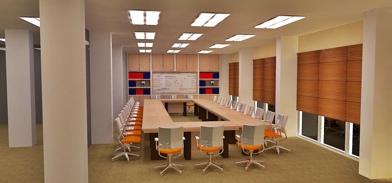 Meeting Room Render
