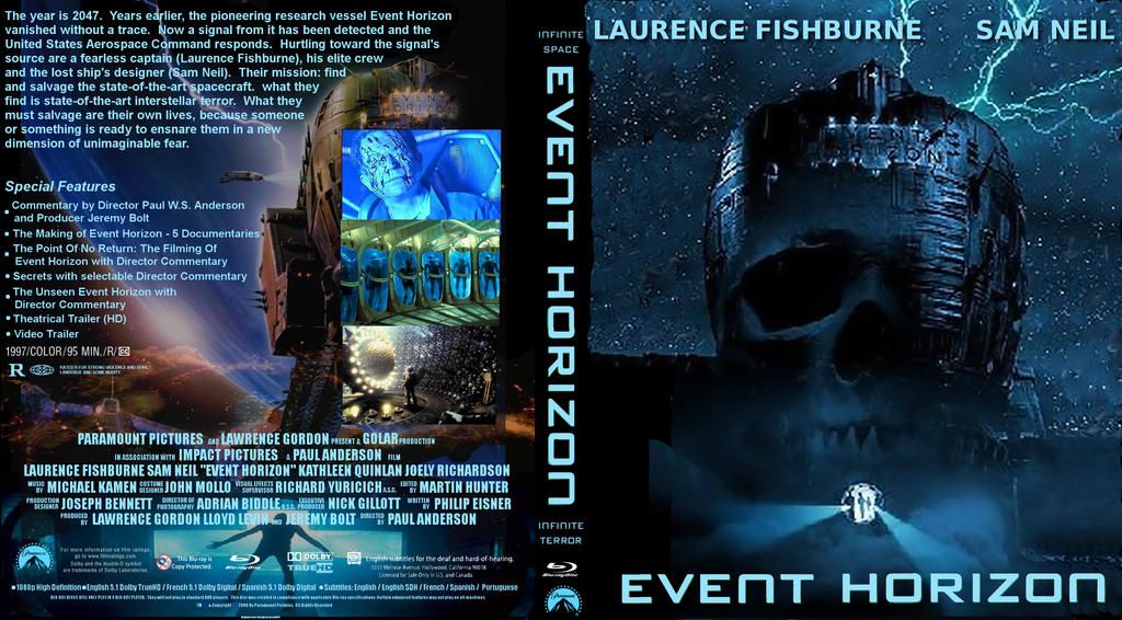 All About Event Horizon Bluray Kidskunst Info