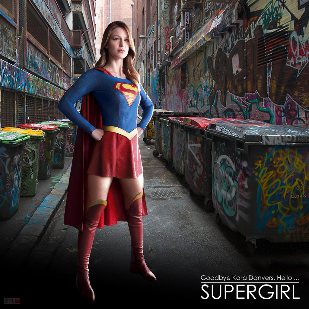 Classic Melissa Benoist by 5red