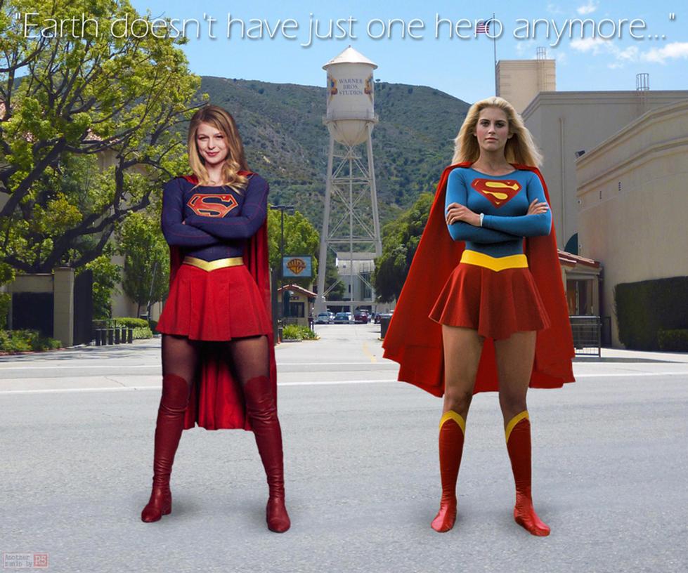 Supergirl Transformation Deviantart Bathroom Vanities  : earthdoesnthavejustoneheroby5red d8uf5yh from vacances-mediterranee.info size 979 x 816 jpeg 223kB