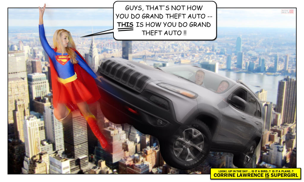 GTA Krypton style by 5red