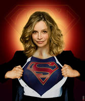 Cat Grant is Superwoman by 5red