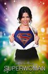 Lucy Lane, Superwoman