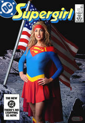 Forget Wonder Woman '84, it's Supergirl '84! by 5red