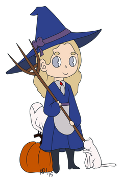 Adelaide the Witch