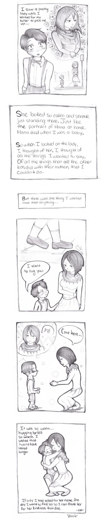 Shota!Levi Comic by Zerolr-RM