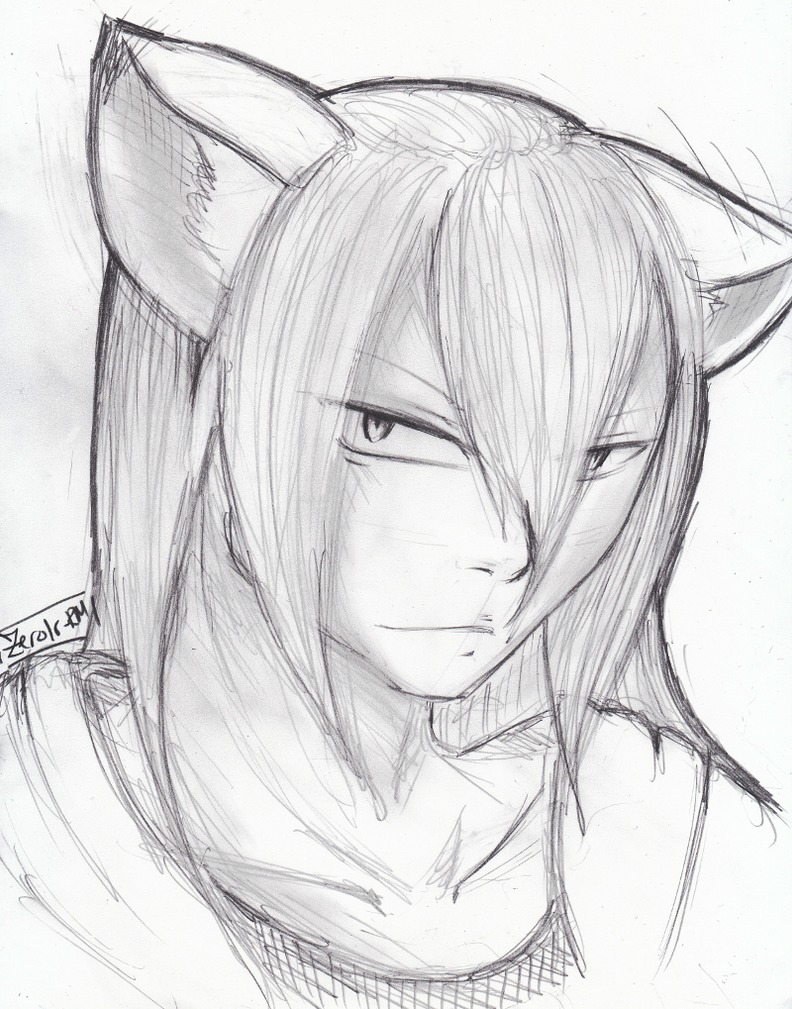 Another Suke Sketch by Zerolr-RM
