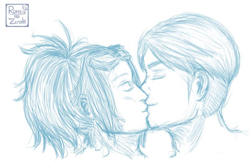 Boop Kiss by Zerolr-RM