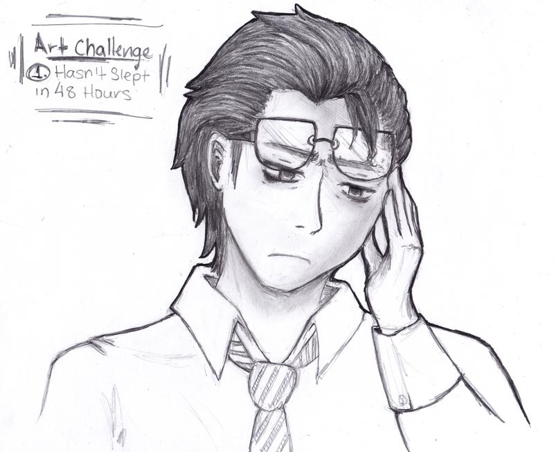 Art Challenge No. 1 by Zerolr-RM