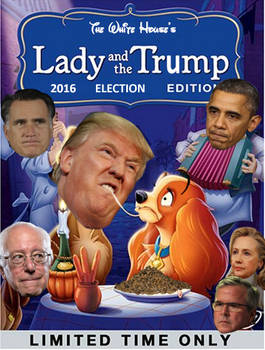 Lady and the Trump