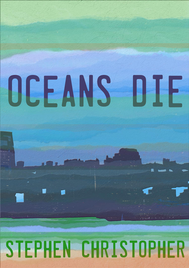 Oceans Die Book Cover by Redv20