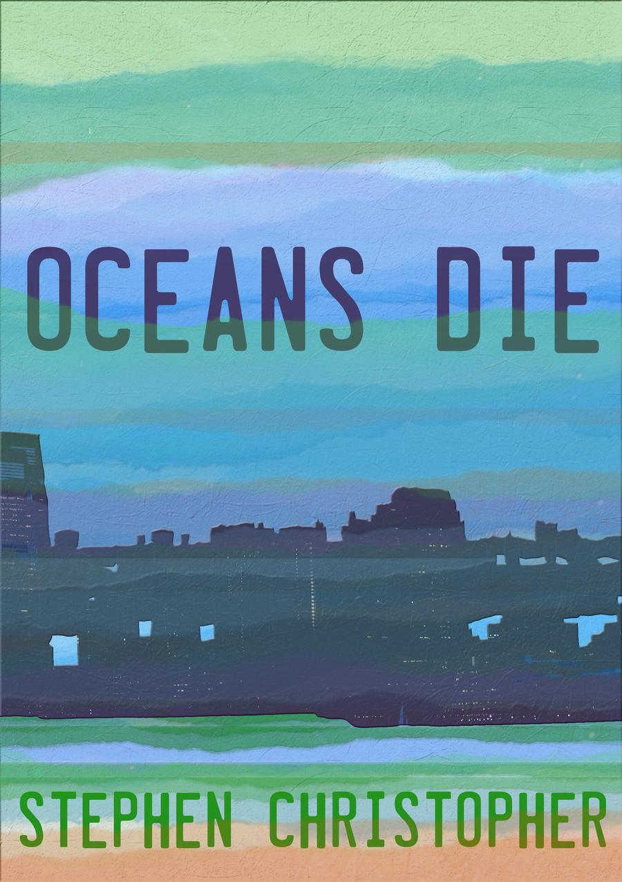 Oceans Die Book Cover