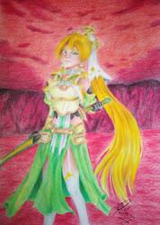 Sword Art Online: Leafa by Livaru
