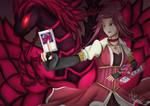 Yu-Gi-Oh! 5D's: Aki Izayoi by Livaru