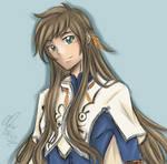 Tales of Zestiria: Sorey (Genderbend) by Livaru
