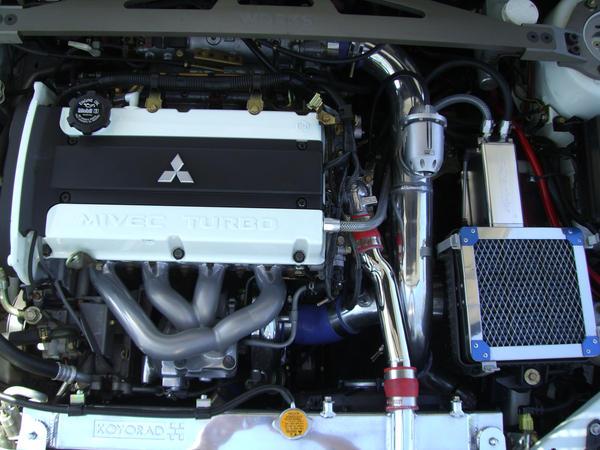 Evo Ix Liger 0 Modded Engine By Fataljapan On Deviantart