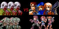 Resident Evil vs. by FatalJapan