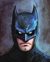 Batman by JoshuaFDTS