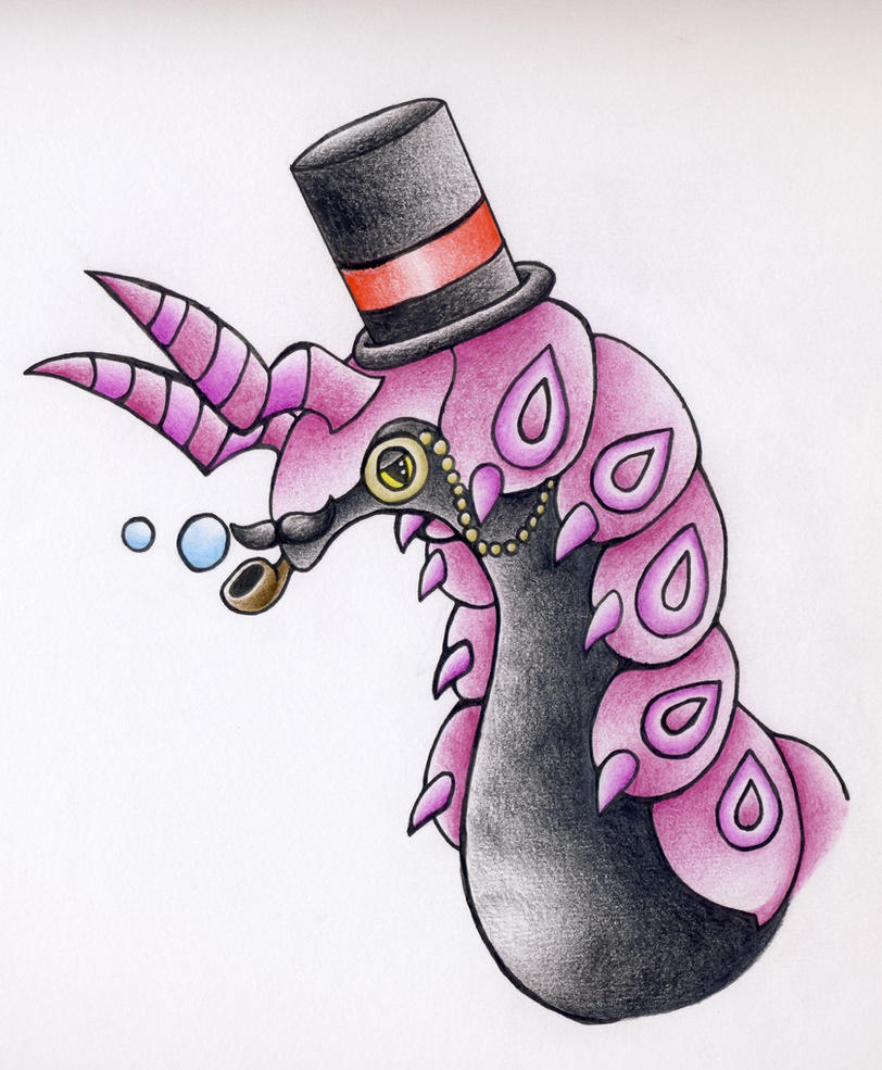Like A Sir by LugiaUmbreonPower
