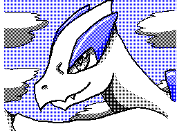 Lugia by LugiaUmbreonPower