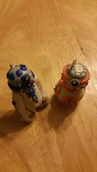Two Little Droids