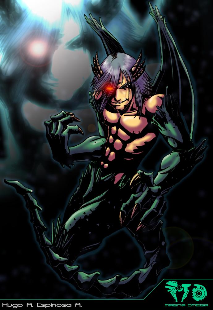Half human half dragon male - Anime boy dragon ...