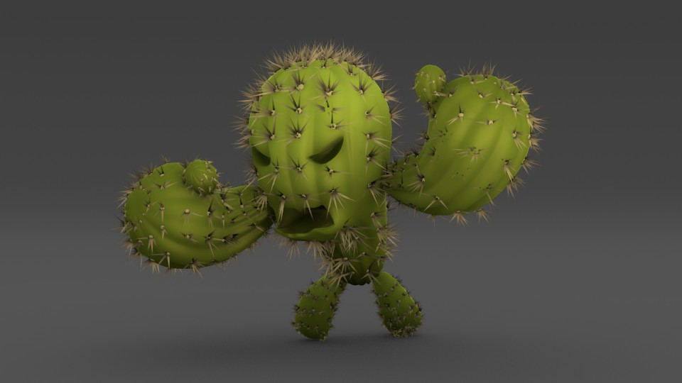 Cactus Wip by Magna-omega