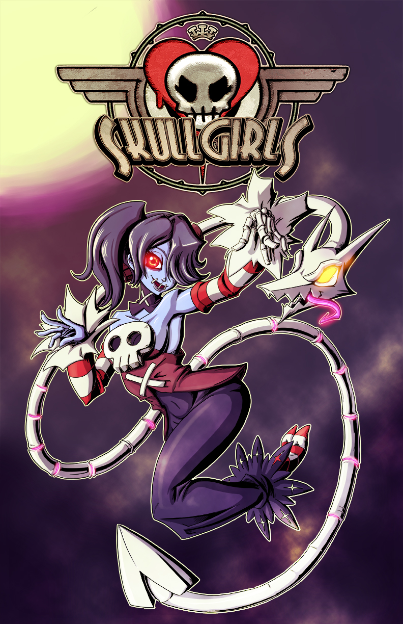 Squigly by Magna-omega