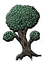 Pixel tree by b24beanz