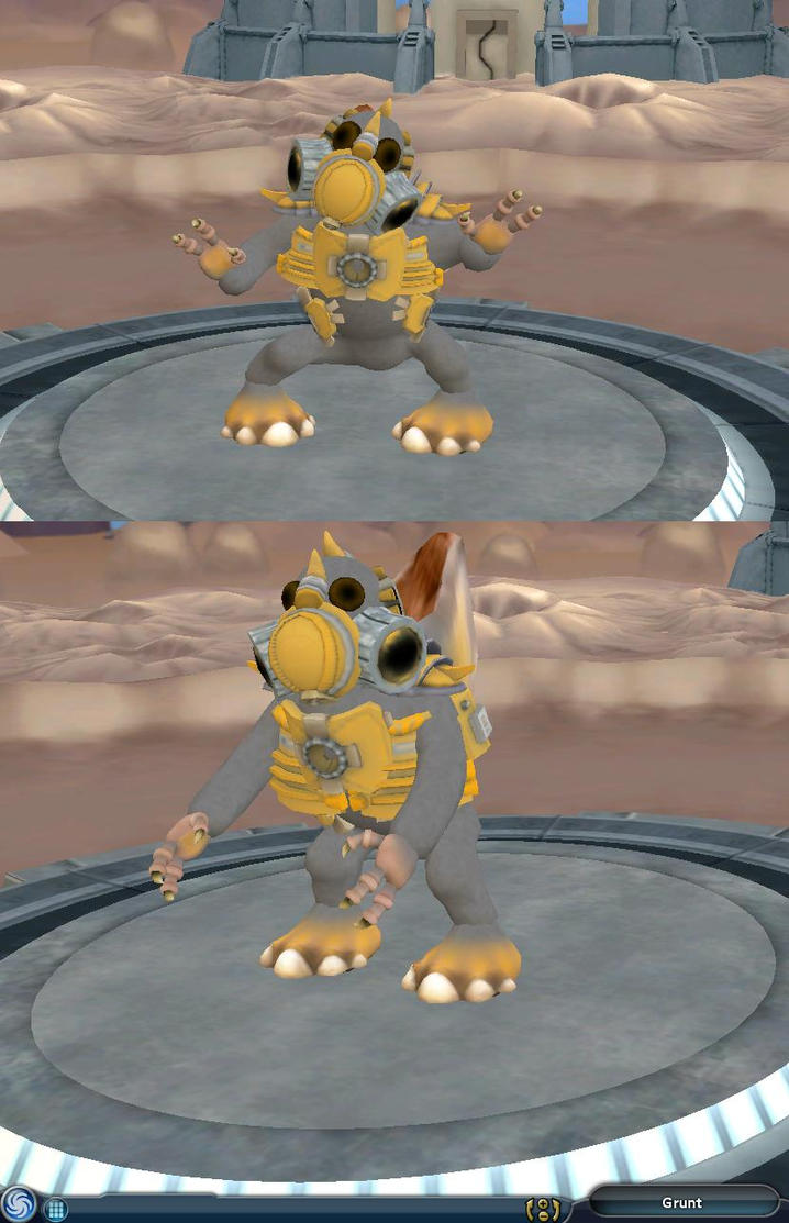 Halo 3 Grunt in Spore by Silent Valiance Jennifer Lopez Nude Pics and Videos